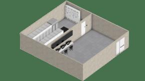 Data Center Indoor