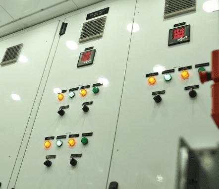 Melhor padrão de acabamento do mercado internacional de data center
